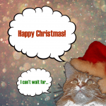 クリスマス限定!おまじない待ち受け画像