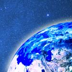 地球が見える人気のスマホ待ち受け画像